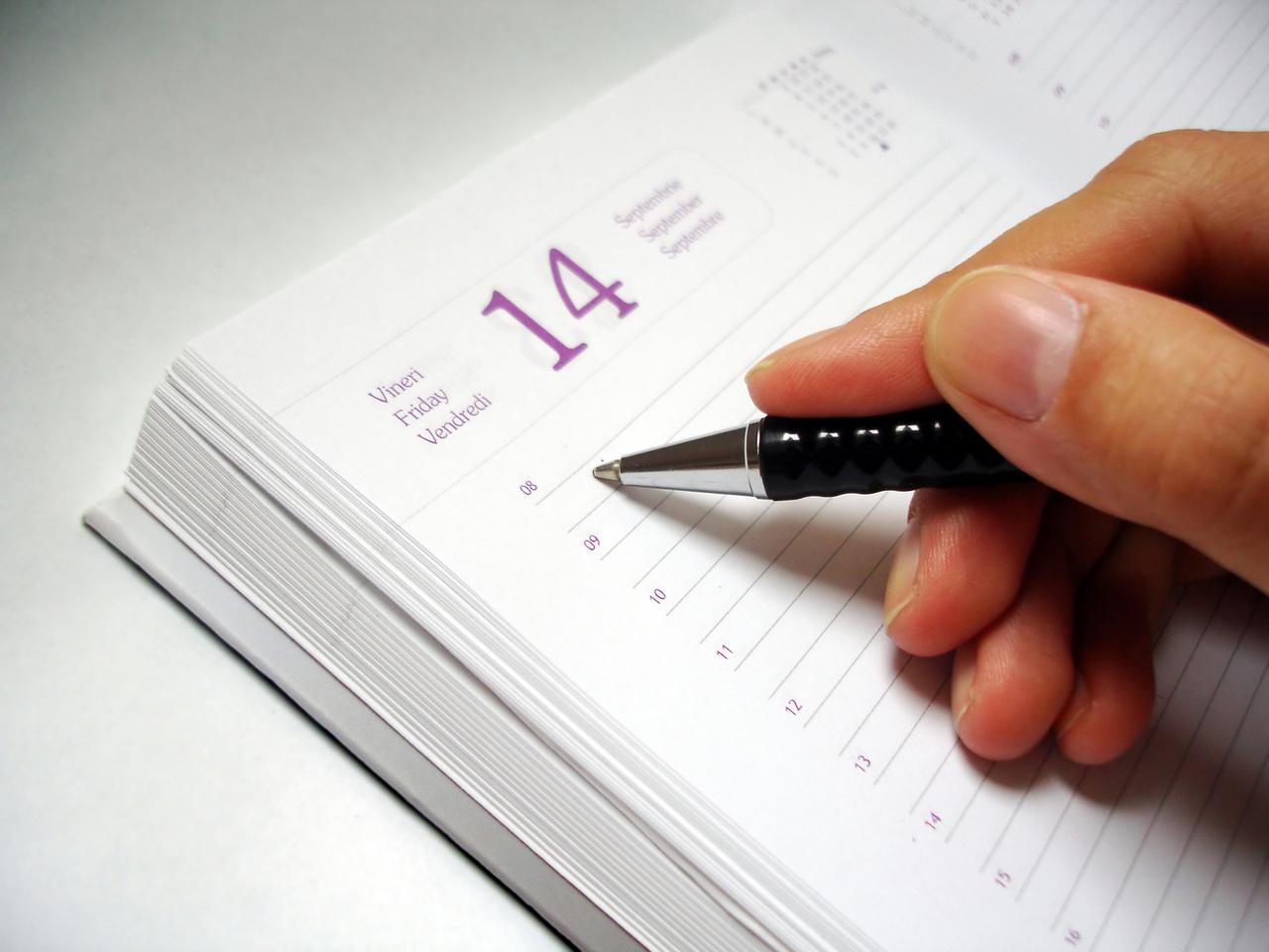 agenda-diaria